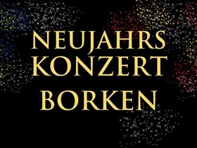 Bild: Neujahrskonzert Borken 2019 - Ein bunter Strauss voller Walzer, Polkas, Märsche