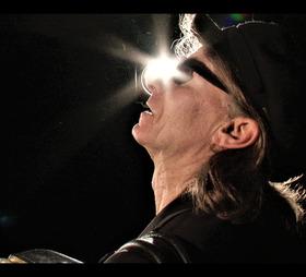 """Bild: """"Die Bob Dylan Story"""" mit Rudi Rhode und Michael Gustorff - Basta-Theater"""