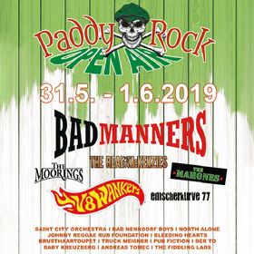 Bild: PADDY ROCK Open Air 2019 - Tagesticket Freitag