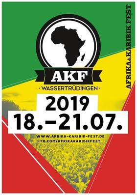 13. Afrika Karibik Fest - 4-Tages-Ticket