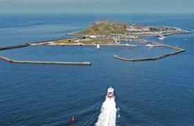 Bild: Einfache Fahrt - Helgoland mit MS