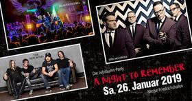 Bild: A Night To Remember - Die Rock-Party zur 25. MOTORRADWELT BODENSEE