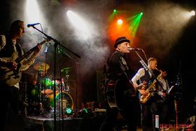 Bild: Ghosttown Company + Calim - (D) Irish Folk-Rock + (A) Songwriter-Folk