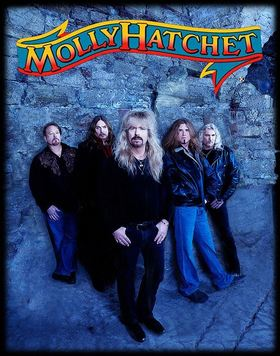 Bild: Molly Hatchet - Special guest: King Savage