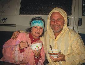 """Bild: """"Märchenhaftes Marokko – mit dem VW-Bus durch das Königreich"""" - Reisevortrag mit Frank Moerke"""