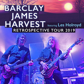 Bild: BARCLAY JAMES HARVEST feat. LES HOLROYD - Retrospective Tour 2019