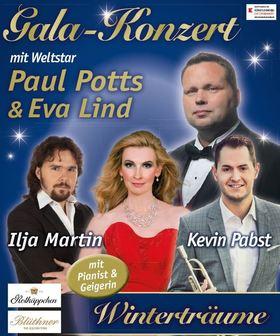 Bild: Winterträume - mit Paul Potts sowie Eva Lind & Gäste