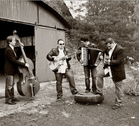 Bild: SINTI JAZZ FESTIVAL - Horst Rosenberg, Kussi Weiss Quartett, David & Danino Weiss Quartett