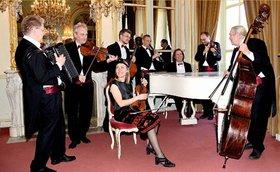 Bild: Salonorchester Baden-Baden - Neujahrskonzert