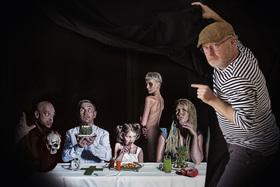 Bild: Tischlein deck´ ich - Die Theatervernissage von Jörg Strobel