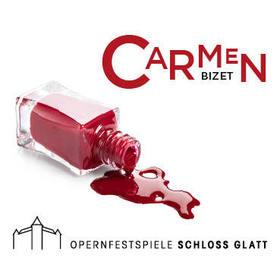 Bild: Carmen - Opernfestspiele Schloss Glatt