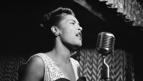 Bild: Billie Holiday - Lady Sings The Blues