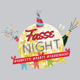 FasseNight - #Konfetti #Party #Fassenacht