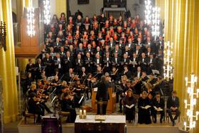 Bild: Johann Sebastian Bach: Weihnachtsoratorium - Teile 1-3