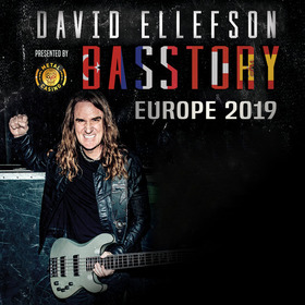 David Ellefson (Megadeth) - BASSTORY - An Intimate Evening of Riffs and Repartee