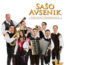 Bild: Saso Avsenik und seine Oberkrainer - Die großen Hits des Slavko Avsenik