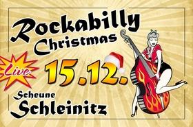 Bild: Rockabilly Christmas - Vorweihnachtliches Event für Boogie Woogie & Rockabilly Fans - Die etwas andere Weihnachtsfeier im Stil der 50er und 60er Jahre