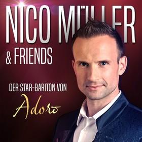 Bild: Nico Müller & Friends - Gastgeber Nico Müller & seine Gast-Stars hautnah!