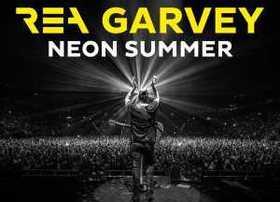 Bild: Rea Garvey - Neon Summer Tour
