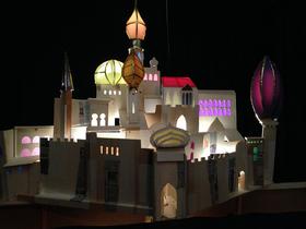 Bild: Ali Baba und die 40 Räuber - Marotte Figurentheater