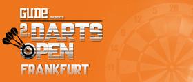 GUDE DARTS OPEN FRANKFURT - GUDE DARTS OPEN FRANKFURT