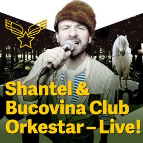 Bild: SHANTEL & Bucovina Club Orkestar - SHANTOLOGY 30 years of club guerilla TOUR