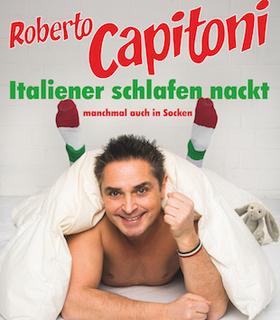 Bild: Roberto Capitoni - Italiener schlafen nackt - manchmal auch in Socken