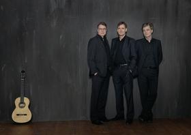 Bild: Münchner Gitarrentrio, Virtuose Gitarrenmusik im Wandel der Zeit