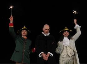 Bild: Molière: Tartuffe - Gastspiel des Münchner Sommertheaters