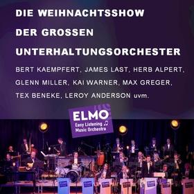 Bild: ELMO: Die Weihnachtsshow der großen Unterhaltungsorchester - Weihnachtslieder und stimmungsvolle Easy Listening Musik
