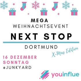 Bild: Fan Community Treffen - Christmas Event - YouInFlue: Triff Deine Stars aus Instagram, YouTube, Snapchat & Musical.ly hautnah