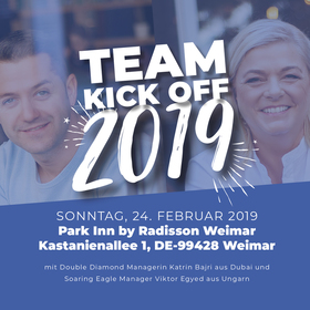 Bild: Keys2success TEAM KICK OFF 2019!