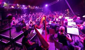 Konzert mit der Neuen Philharmonie Frankfurt 2019 - Crossover Konzert Götterfunke! Europas leuchtende Sterne