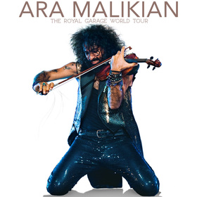 Bild: Ara Malikian - The Royal Garage World Tour 2019