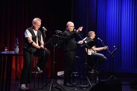 Songtextlesung - mit Oliver Rohrbeck, Stefan Krause und Dirk Wilhelm