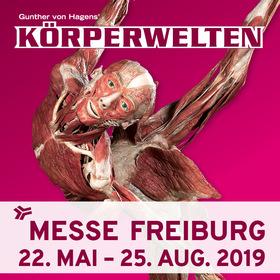 KÖRPERWELTEN - Eine HERZenssache in Freiburg