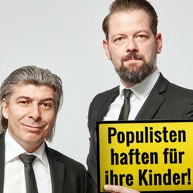 Bild: ONKeL fISCH - Populisten haften für ihre Kinder