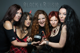 Bild: Black Rosie - ACDC Cover