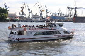 Bild: Große Hafenrundfahrt 2019 - 1-stündige Tour durch den Hamburger Hafen