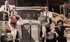 Bild: The See Sisters & Brothers - Vintage-Swing vom Feinsten