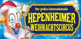 Bild: Der Große Internationale Heppenheimer Weihnachscircus - Großer Familientag