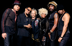 Bild: Mothers Finest - Jubilee Tour 2019
