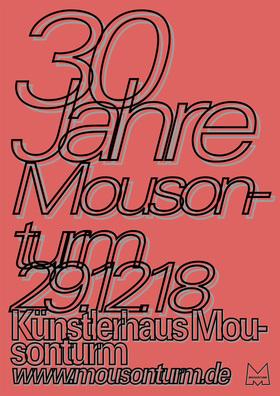 Bild: 30 Jahre Mousonturm - Geburtstagsparty