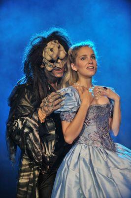 Bild: Die Schöne und das Biest - Das Musical