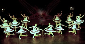 Bild: Les Sylphides (Chopiniana) und Paquita - Compagnie Ballet Classique München