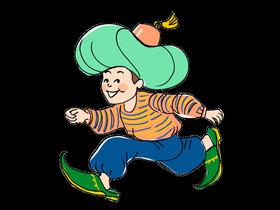 Bild: Der kleine Muck - Märchen nach Wilhelm Hauff