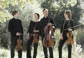 Bild: Diogenes Quartett - und Torsten Johanns, Klarinette