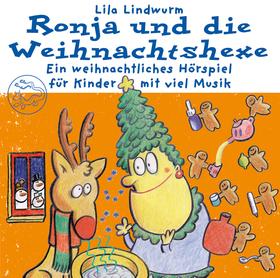 Bild: Ronja und die Weihnachtshexe - Ein musikalisches, weihnachtliches Mitmachtheaterstück von und mit Anders Orth