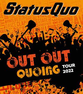Bild: Status Quo - Backbone Tour 2020