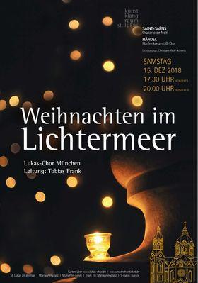 Bild: Weihnachten im Lichtermeer - Camille Saint-Saëns: Oratorio de noël
